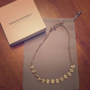 Banana Republic Gold Necklace